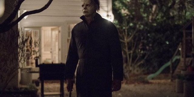 'Halloween' Took a 'Jaws' Approach To Make Michael Myers ...