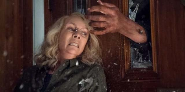 halloween movie jamie lee curtis michael myers 2018