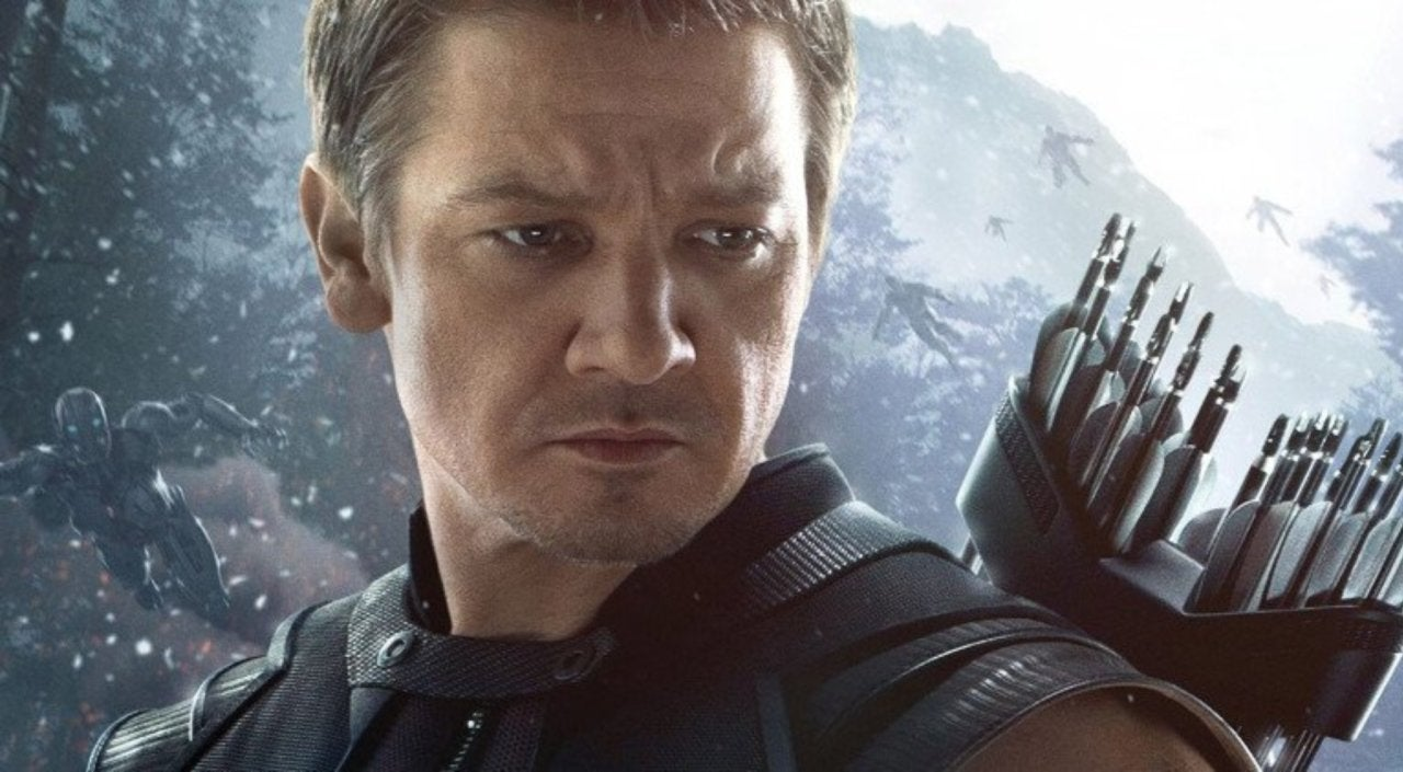 New 'Avengers' BTS Photo of Jeremy Renner Revealed