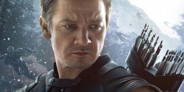 'Avengers' Star Jeremy...
