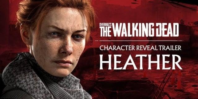 Heather walking dead