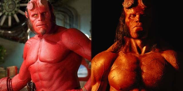 hellboy ron perlman david harbour