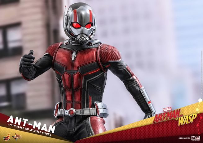Hot Toys - Ant-Man and The Wasp - Ant-Man Collectible Figure_PR20