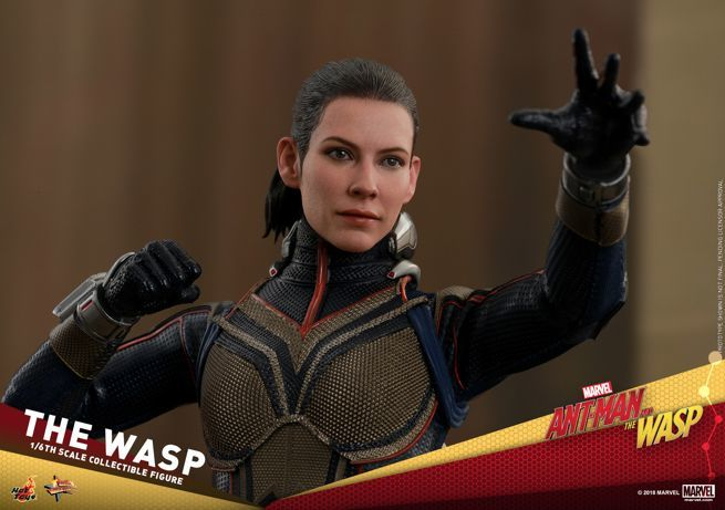 Hot Toys - Ant-Man and The Wasp - The Wasp Collectible Figure_PR1