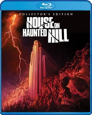 house on haunted hill blu ray scream factory