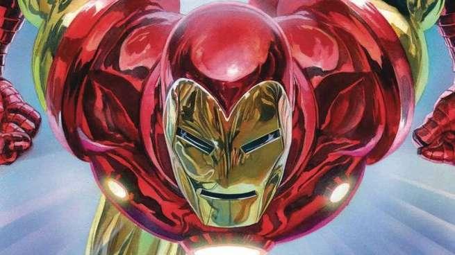 Iron Man 2018 - Power