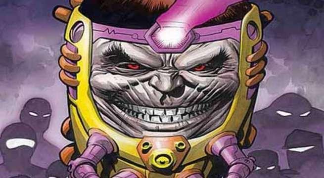 Iron Man Villains Dan Slott - MODOK