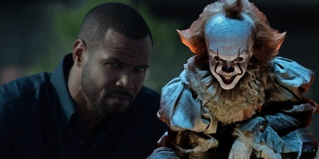 Isaiah Mustafa It Chapter Two comicbookcom
