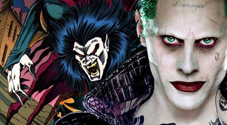 jared leto morbius joker