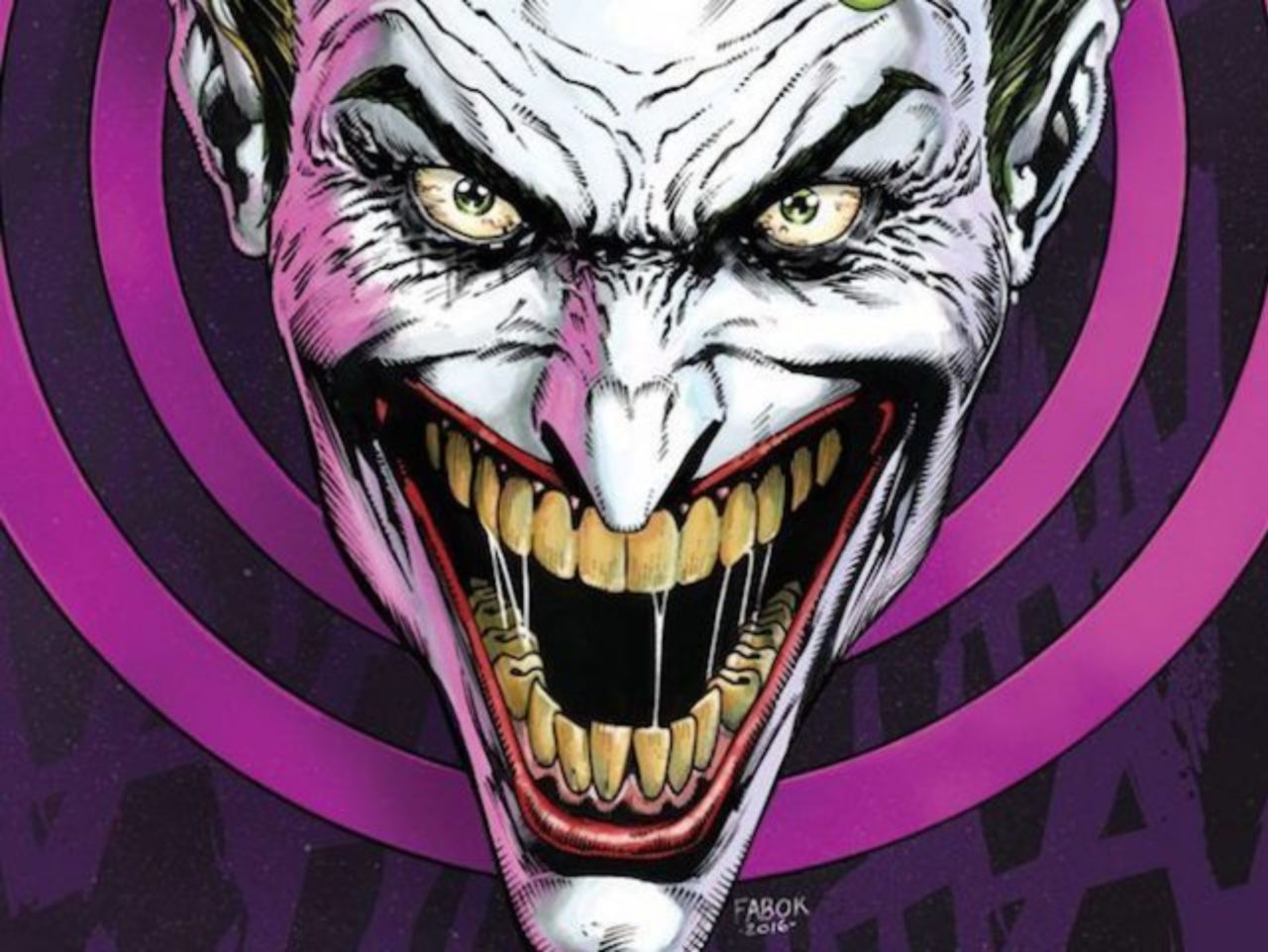 Dc Comics And Geoff Johns To Shed Light On The Three Jokers In New