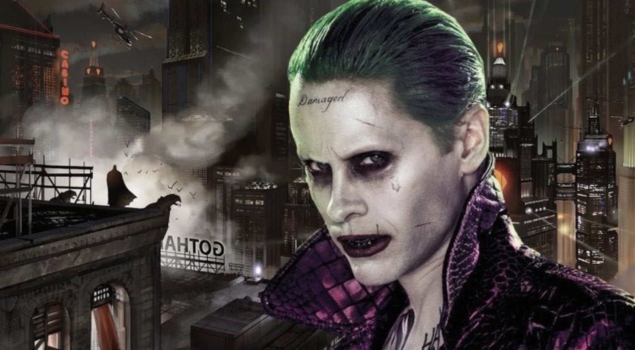 Jared Leto Joker Fan Art Looks So Much Better Without The