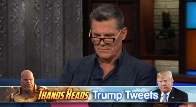 Josh-Brolin-Thanos-Reads-Trump-Tweets