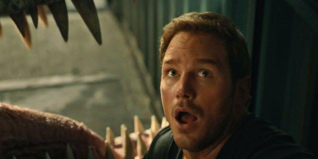 Jurassic World 2 Fallen Kingdom Brachiosaurus Death Scene Reactions