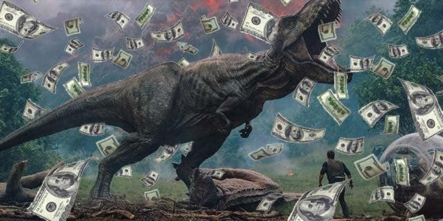jurassic world fallen kingdom opening weekend box office