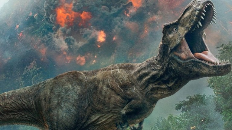 Jurassic World Fallen Kingdom T-Rex