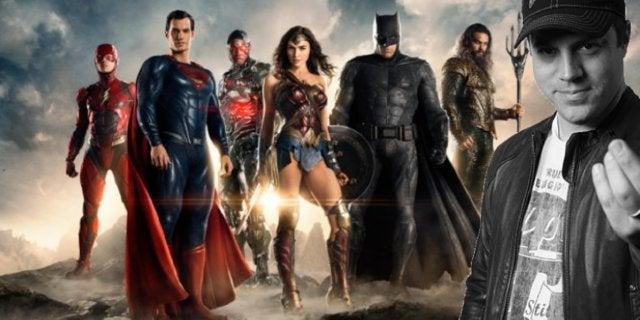 Justice League Geoff Johns