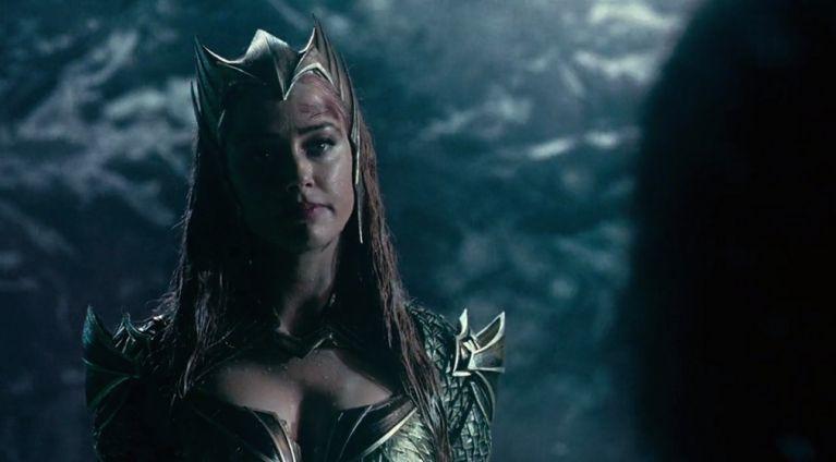 Justice League Mera Amber Heard
