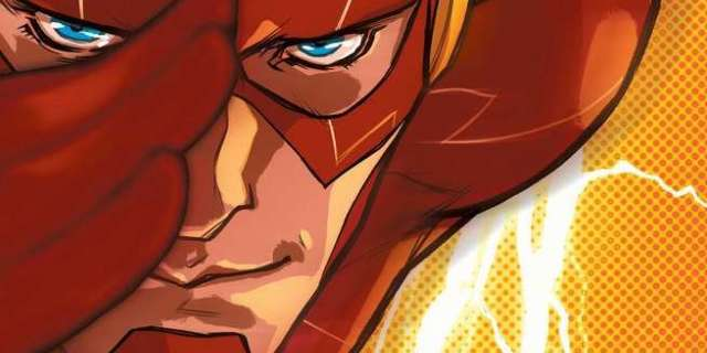 Justice League of China Crossover - The Flash