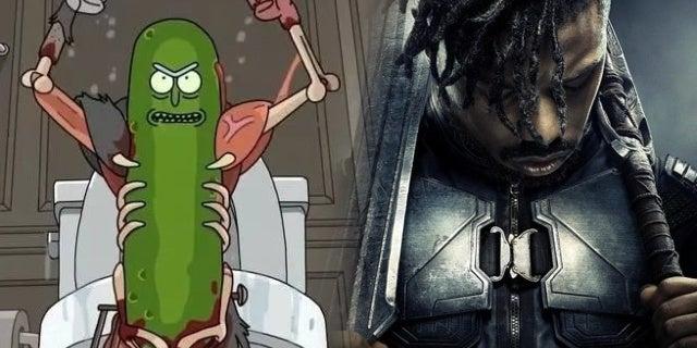 Killmonger-Pickle-Rick