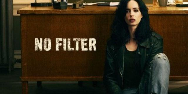 Kristen Ritter directing Jessica Jones Season 3 Episode