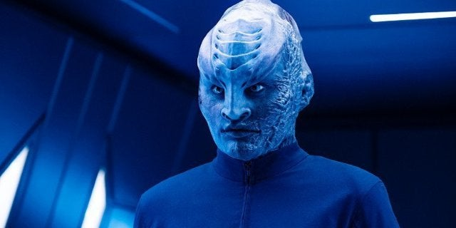 L'Rell Star Trek Discovery