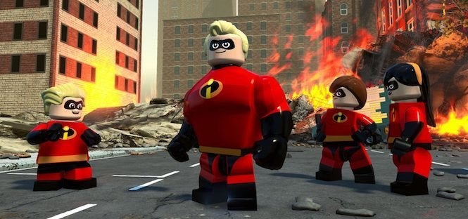 Lego the Incredibles 3