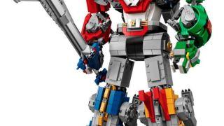 LEGO Ideas Voltron Set