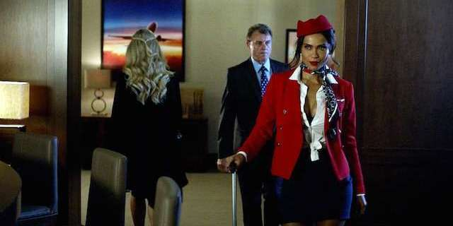 Lucifer-211-Stewardess-Interruptus-Maze-as-an-air-stewardess