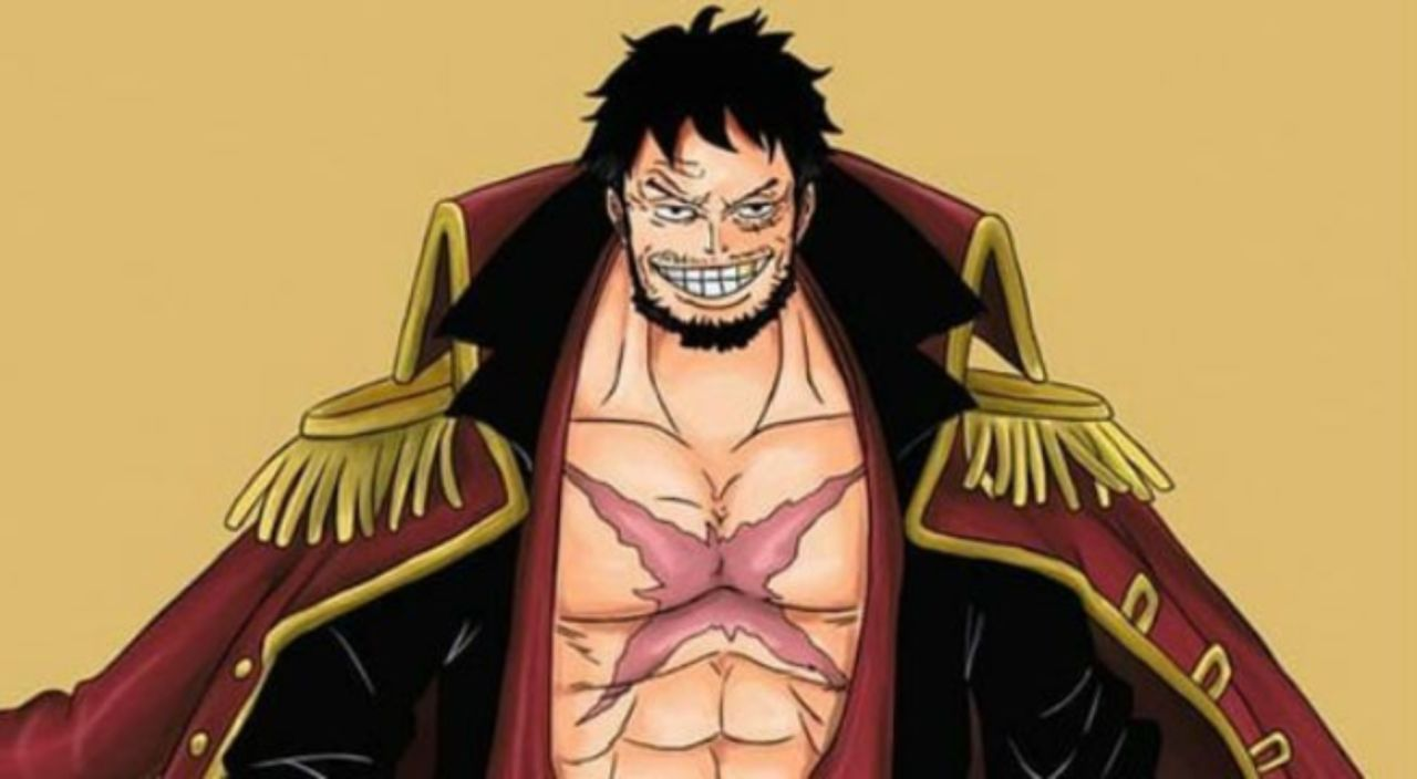 One Piece Artwork Imagines Luffy As King Of The Pirates
