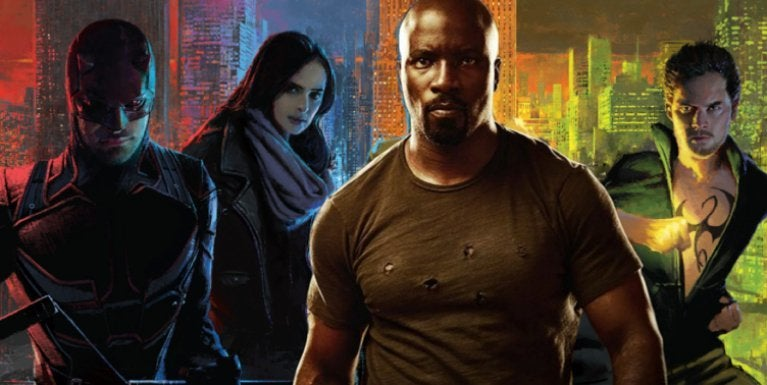 Luke Cage Defenders comicbookcom