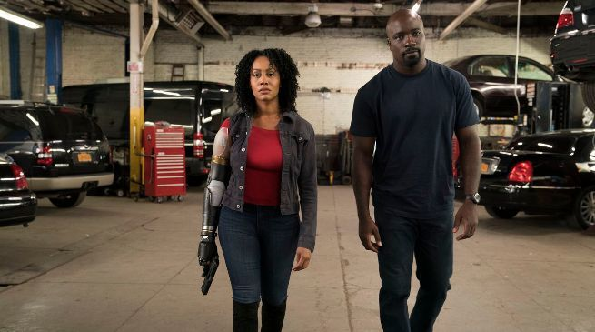 Luke Cage Season 2 Reviews