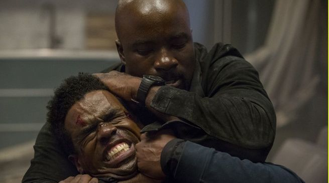 Luke Cage vs Bushmaster Season 2