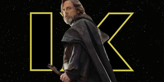 mark hamill episode ix luke skywalker