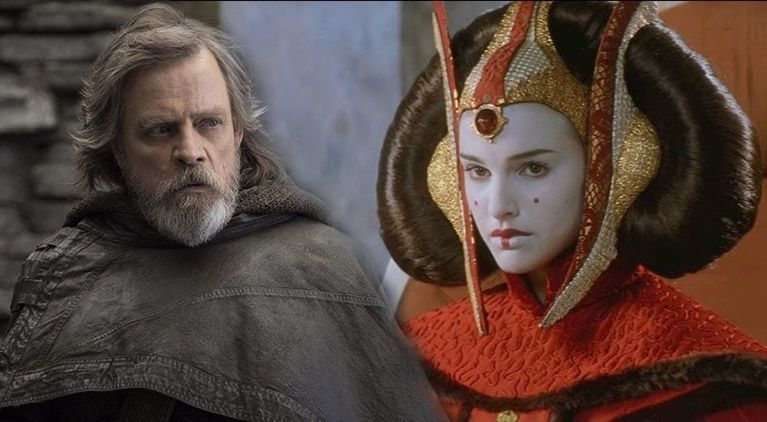 mark hamill natalie portman star wars