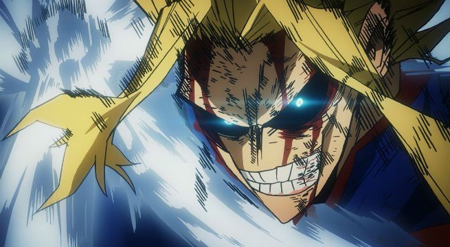 MHA-All-Might