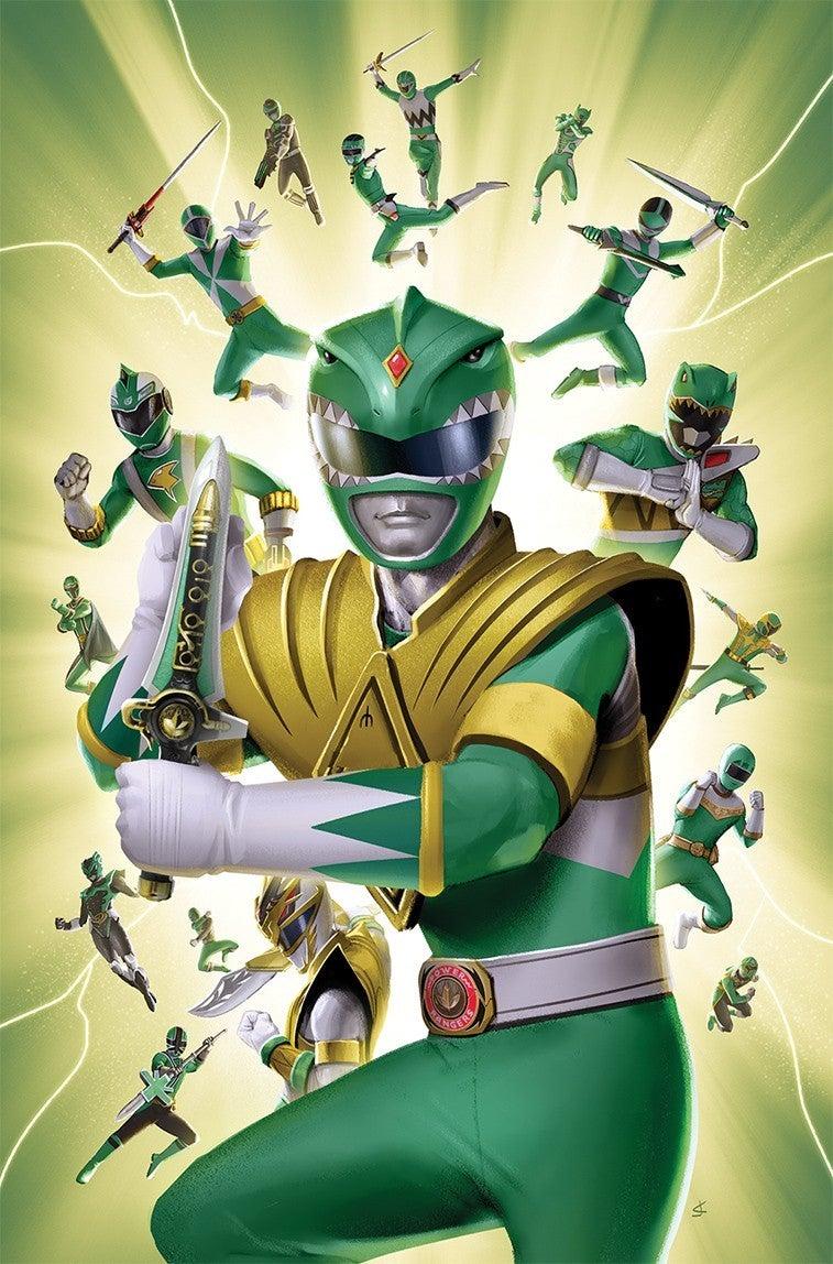 Mighty-Morphin-Power-Rangers-31-Green-Ranger-Variant