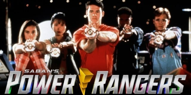 Mighty-Morphin-Power-Rangers-Team
