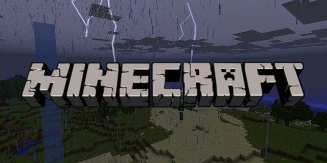 Minecraft Storm