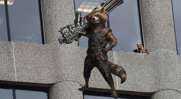 mpr raccoon marvel rocket