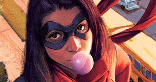 Ms Marvel Most Important - All Ages