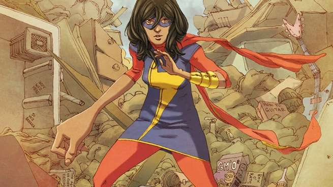 Ms Marvel Most Important - New