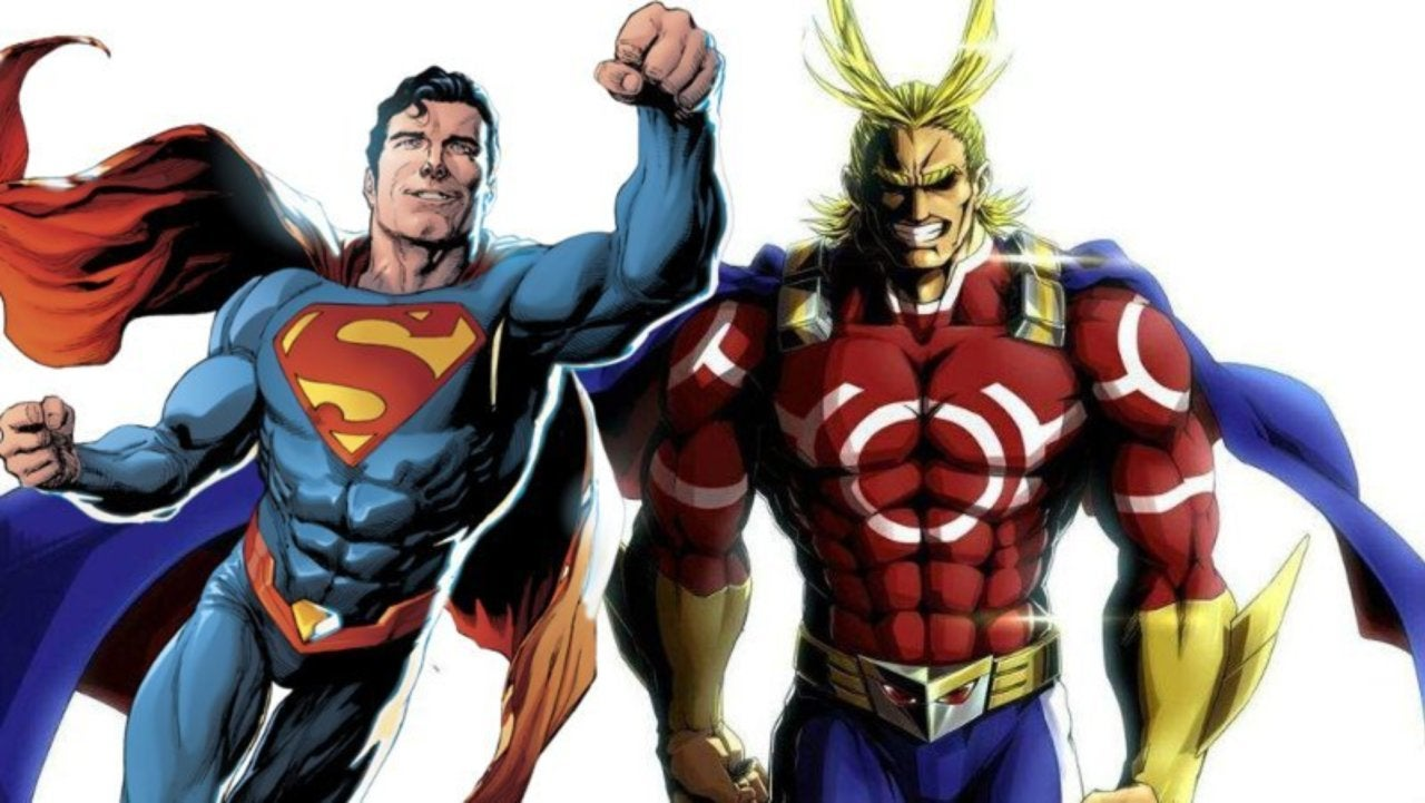 7 reasons my hero academia s all might is better than superman