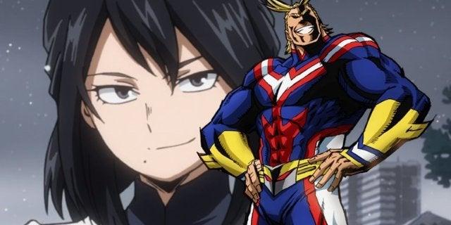 My Hero Academia All Might Nana