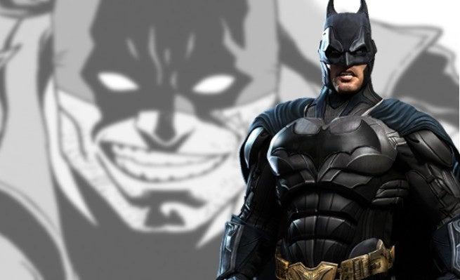 my hero academia batman knuckle duster