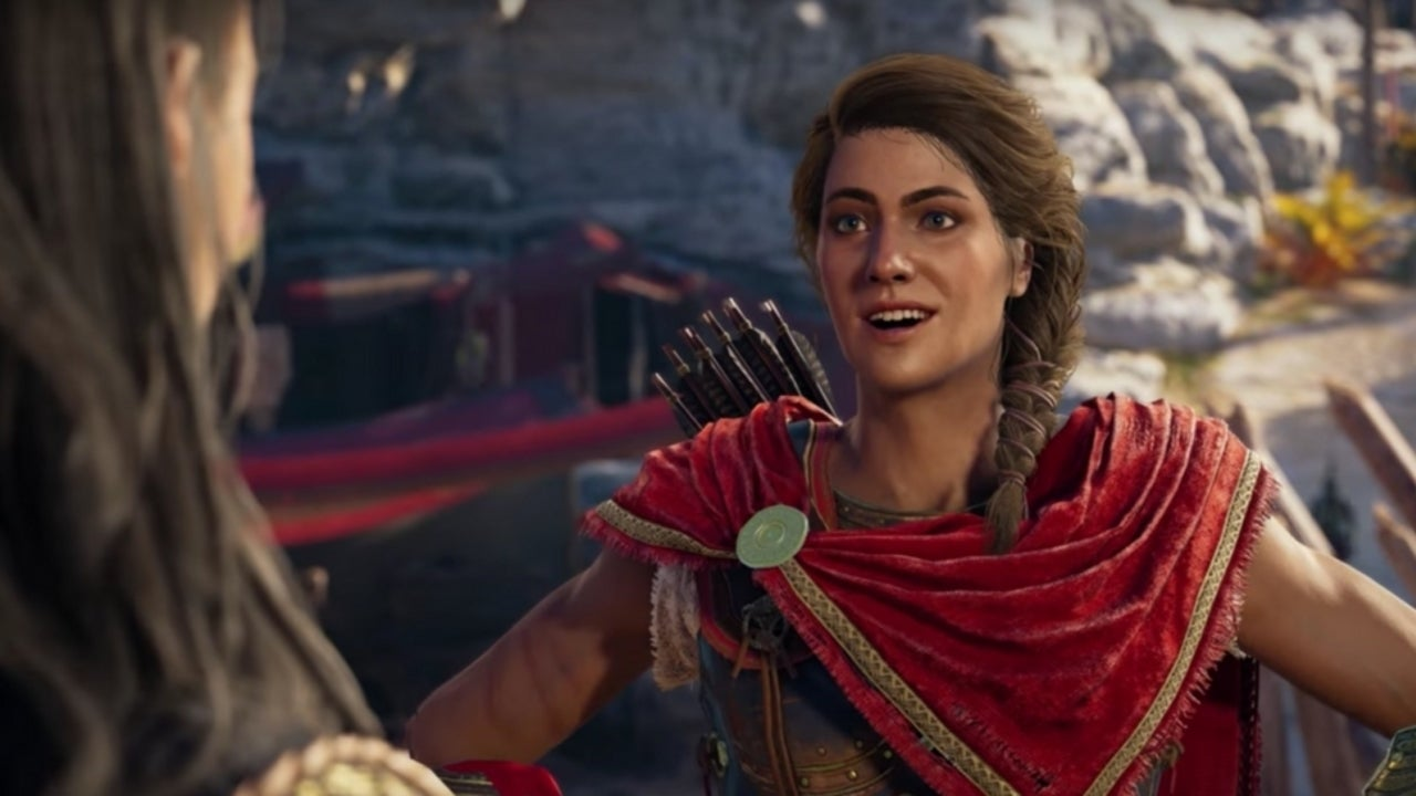 Free Assassin S Creed Odyssey Ps4 Theme Available Now