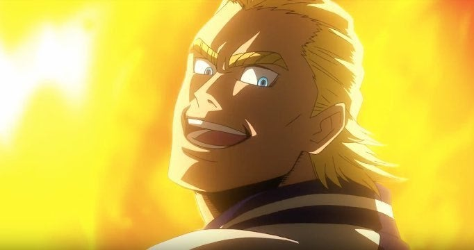 New-My-Hero-Academia-Movie-Trailer-Reveals-All-Might-In-His-Prime