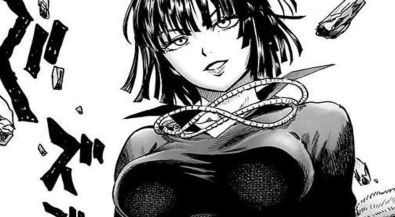 One Punch Man' Illustrator Drops Some NSFW Art of Its Heroines