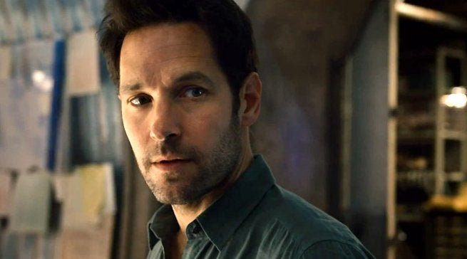Paul Rudd Ant-Man Wasp Script Changes