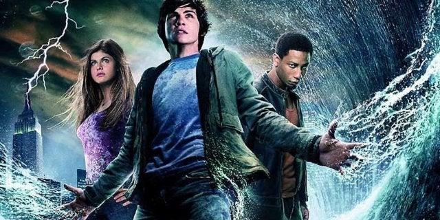 Percy Jackson Serie Netflix