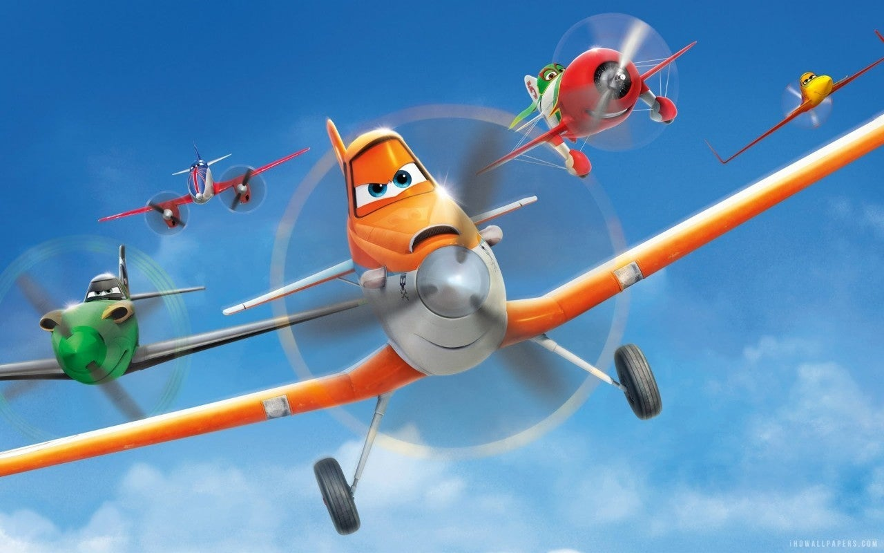 planes disneytoon studios